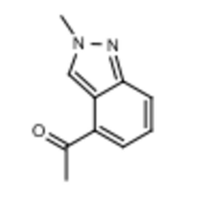 Frontier Scientific 5g 1-(2-methyl-2H-indazol-4-yl)ethanone, 1159511-27-9