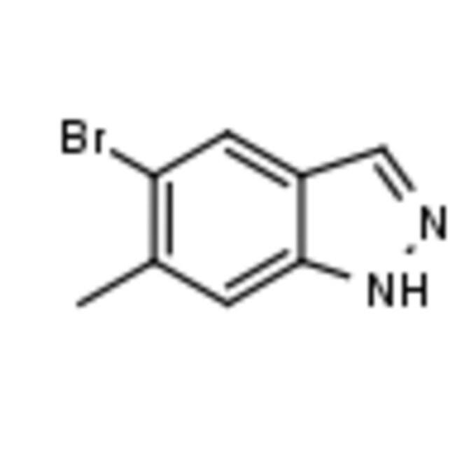 Frontier Scientific 10g 5-bromo-6-methyl-1H-indazole, 885223-72-3 MFCD09026991