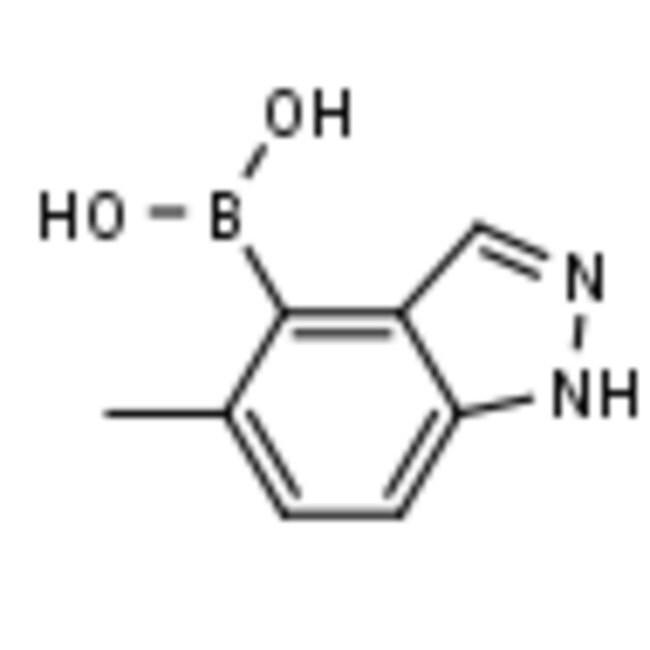 Frontier Scientific 10g 5-methyl-1H-indazol-4-yl-4-boronic acid, 1245816-10-7