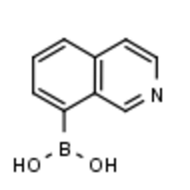 Frontier Scientific 1g isoquinolin-8-yl-8-boronic acid, 721401-43-0 MFCD11044913