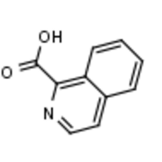 Frontier Scientific 100g isoquinoline-1-carboxylic acid, 486-73-7 MFCD00006901