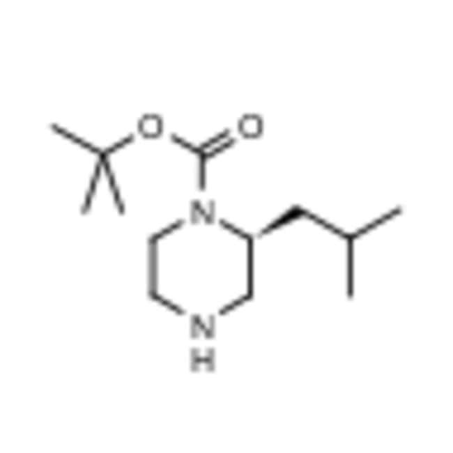 Frontier Scientific 1g (S)-tert-butyl 2-isobutylpiperazine-1-carboxylate,