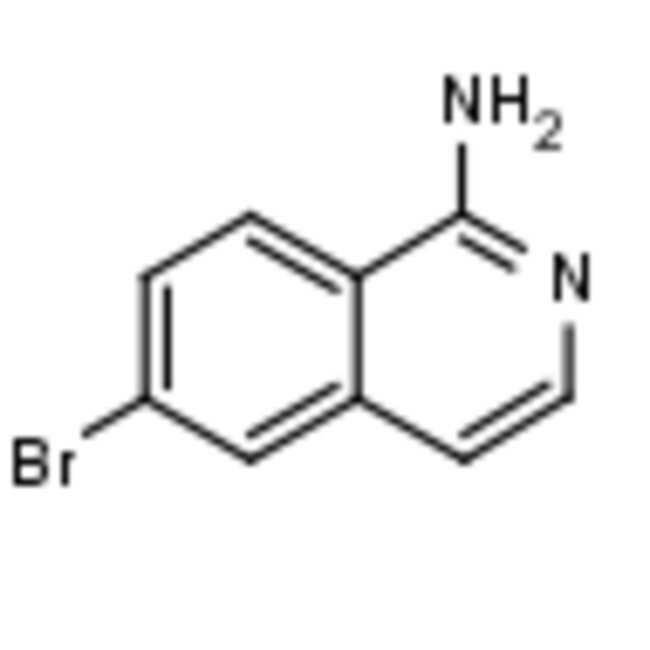 Frontier Scientific 5g 6-bromoisoquinolin-1-amine, 215453-26-2 MFCD07374395