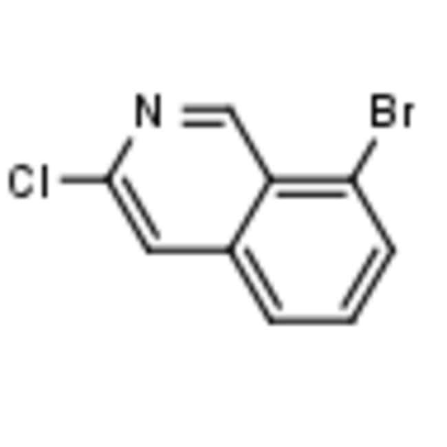 Frontier Scientific 1g 8-bromo-3-chloroisoquinoline, 1029720-63-5 MFCD11044698