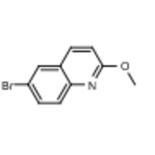 Frontier Scientific 10g 6-bromo-2-methoxyquinoline, 99455-05-7 MFCD11847805