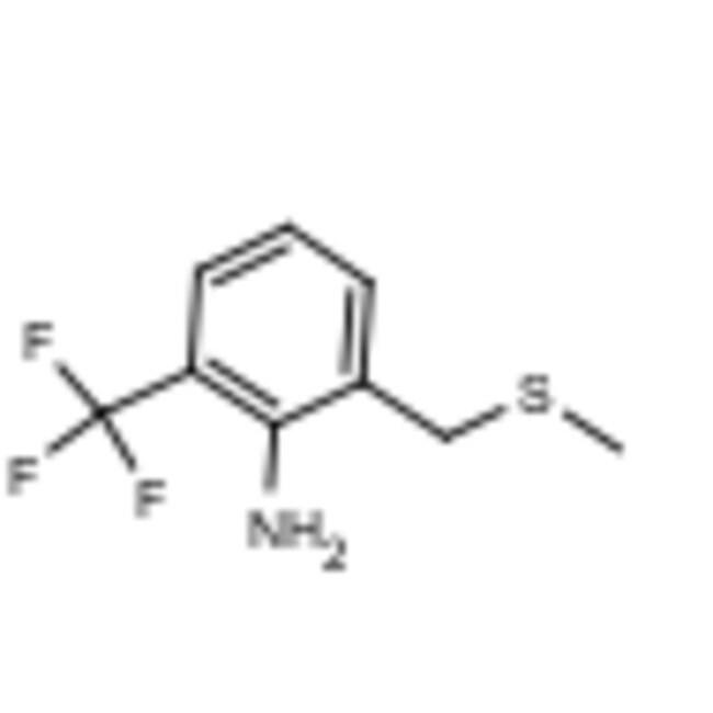 Frontier Scientific 5g 2-(trifluoromethyl)-6-((methylthio)methyl)benzenamine,