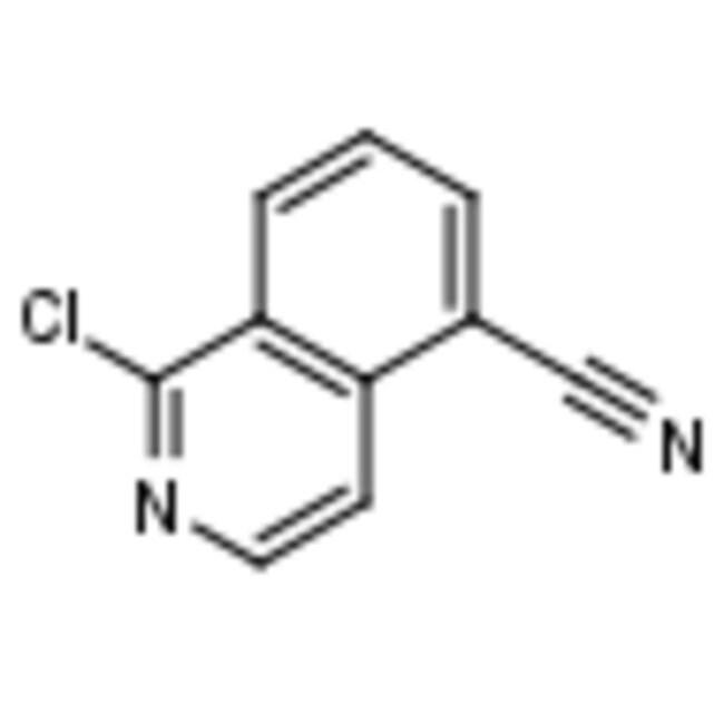 Frontier Scientific 500mg 1-chloroisoquinoline-5-carbonitrile, 1231761-23-1