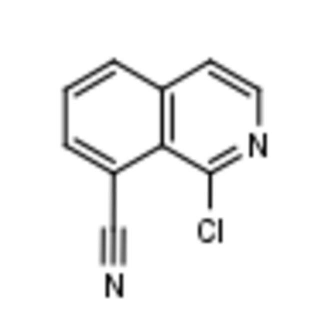 Frontier Scientific 500mg 1-chloroisoquinoline-8-carbonitrile, 1231761-24-2