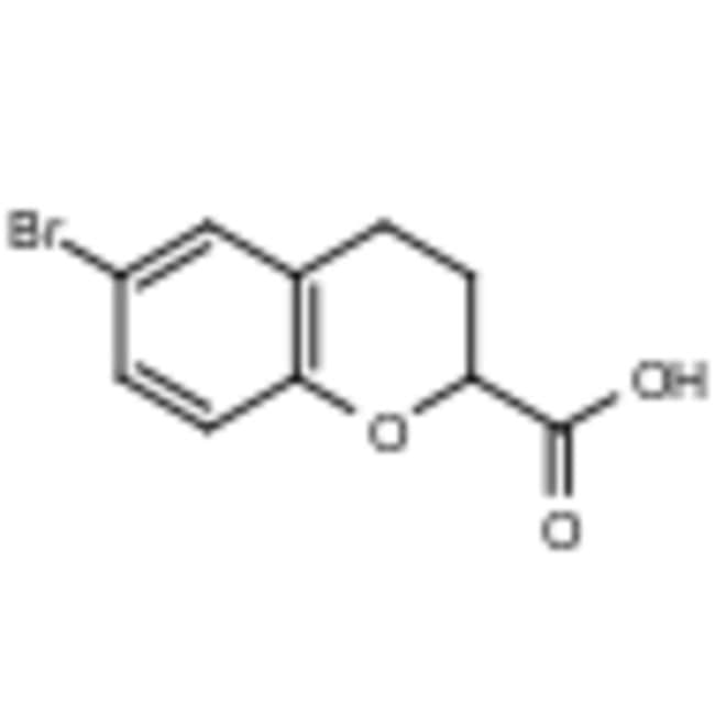 Frontier Scientific 10g 6-bromochroman-2-carboxylic acid, 99199-54-9 MFCD07778356