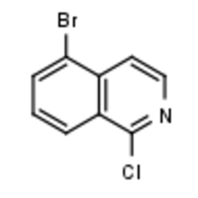 Frontier Scientific 1g 5-bromo-1-chloroisoquinoline, 34551-41-2 MFCD08703278