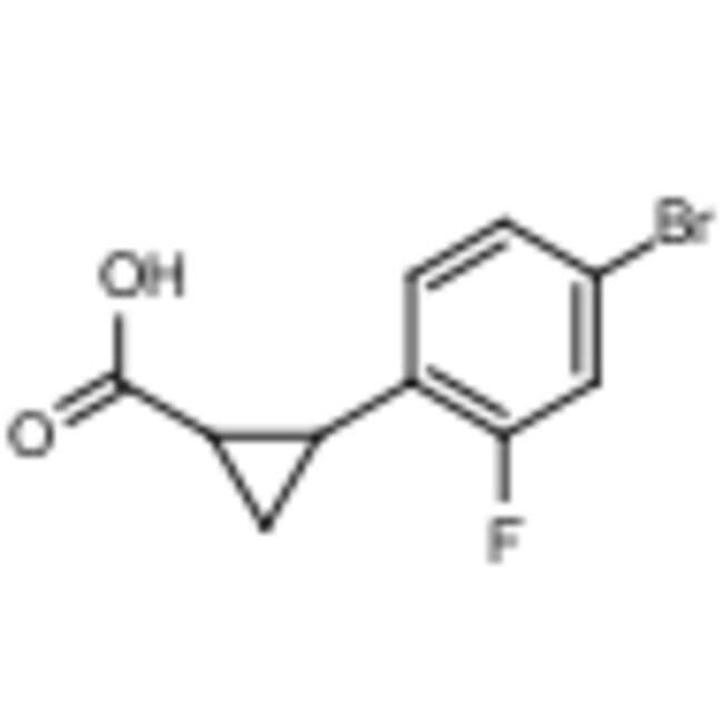 Frontier Scientific 5g 2-(4-bromo-2-fluorophenyl)cyclopropanecarboxylic