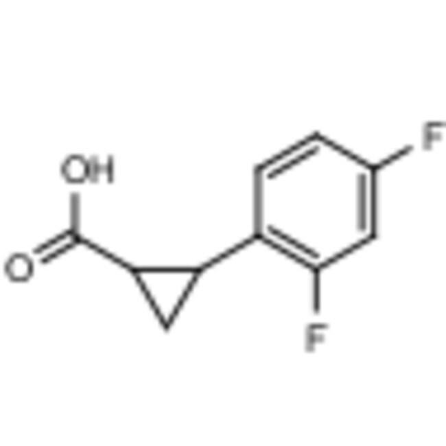 Frontier Scientific 1g 2-(2,4-difluorophenyl)cyclopropanecarboxylic acid,
