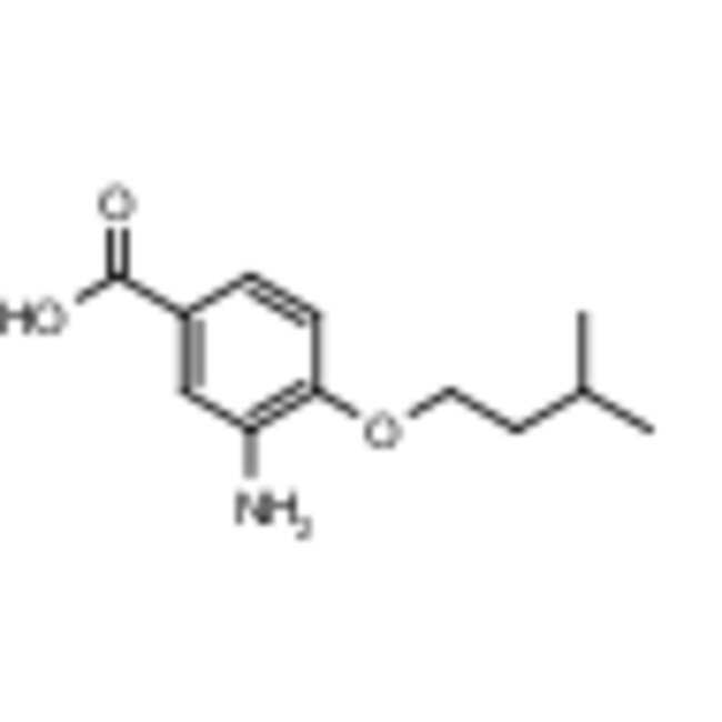 Frontier Scientific 500mg 3-amino-4-(isopentyloxy)benzoic acid, 1096879-46-7