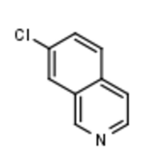 Frontier Scientific 25g 7-chloroisoquinoline, 34784-06-0 MFCD00094995