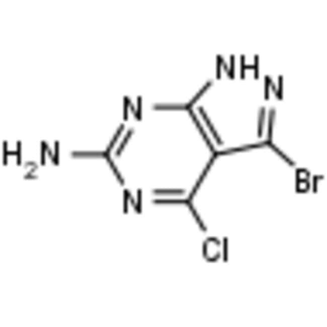 Frontier Scientific 50g 3-bromo-4-chloro-1H-pyrazolo[3,4-d]pyrimidin-6-amine,