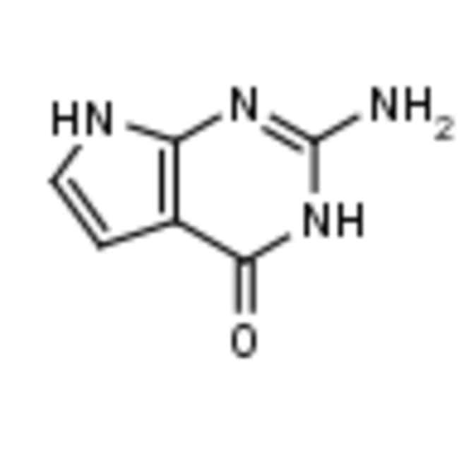 Frontier Scientific 5g 2-amino-3H-pyrrolo[2,3-d]pyrimidin-4(7H)-one, 7355-55-7
