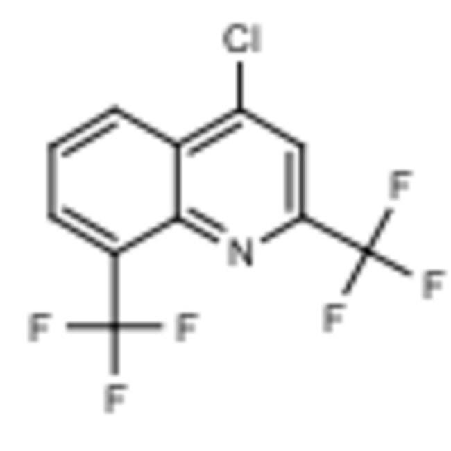 Frontier Scientific 100g 4-chloro-2,8-bis(trifluoromethyl)quinoline, 83012-13-9