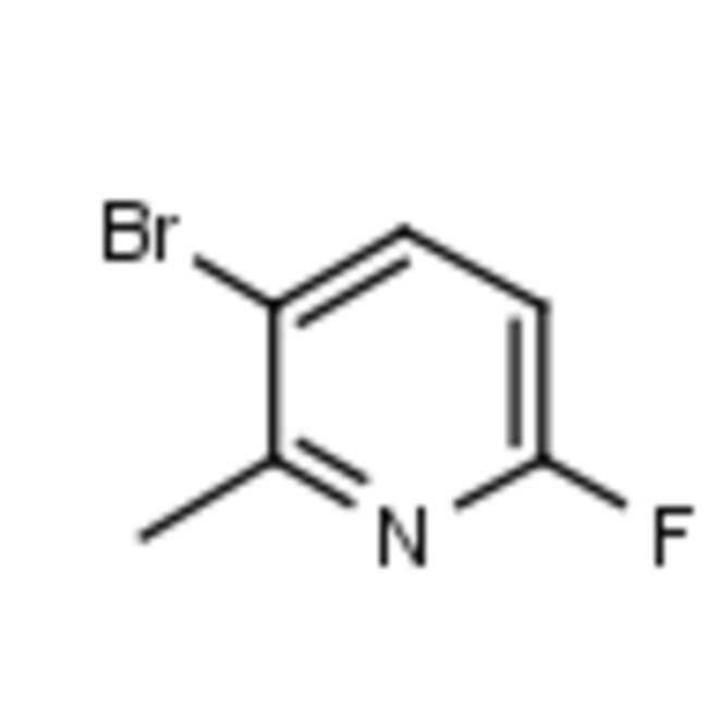 Frontier Scientific 100g 3-bromo-6-fluoro-2-methylpyridine, 375368-83-5