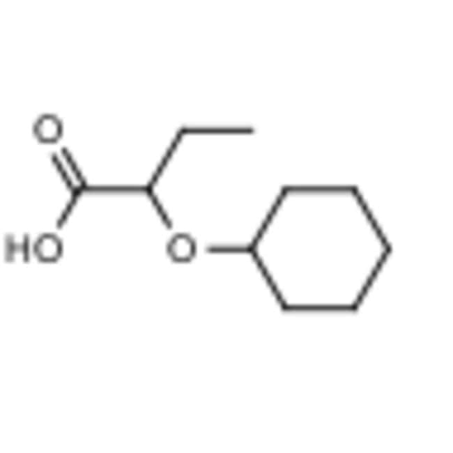 Frontier Scientific 10g 2-(cyclohexyloxy)butanoic acid, 56674-73-8 MFCD12067172