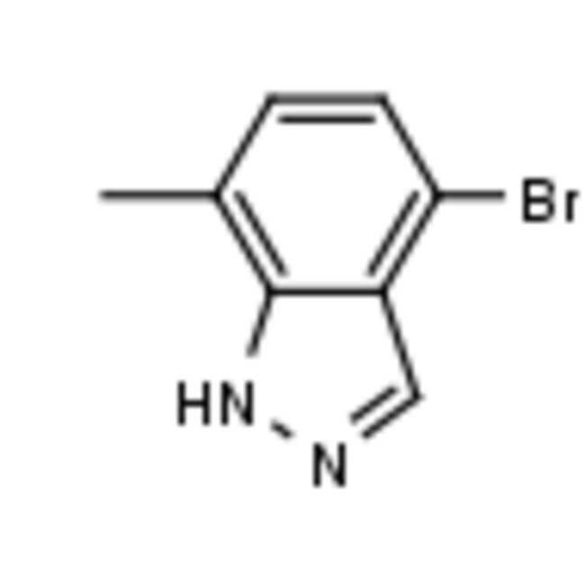 Frontier Scientific 10g 4-bromo-7-methyl-1H-indazole, 1159511-74-6 MFCD12028617