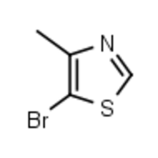 Frontier Scientific 10g 5-bromo-4-methylthiazole, 111600-83-0 MFCD12026322