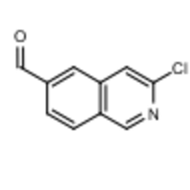 Frontier Scientific 100mg 3-chloroisoquinoline-6-carbaldehyde, 1337880-76-8