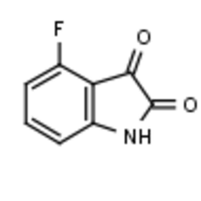 Frontier Scientific 50g 4-fluoroindoline-2,3-dione, 346-34-9 MFCD01175824