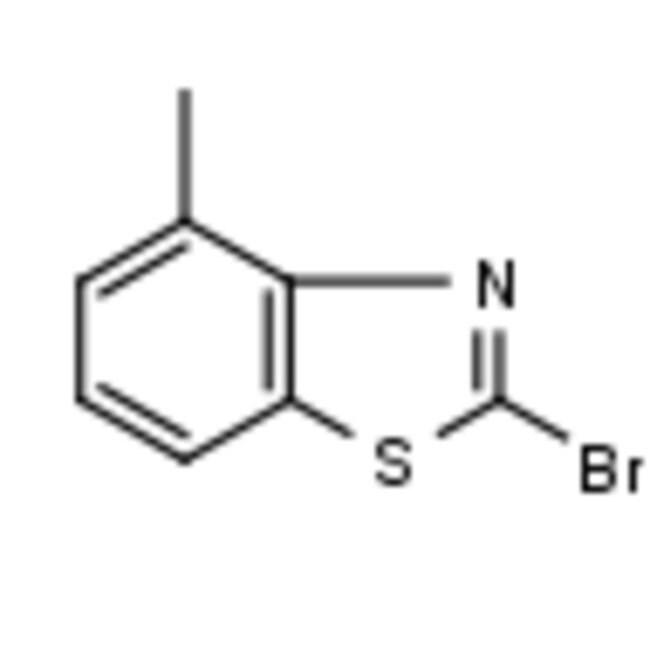 Frontier Scientific 10g 2-bromo-4-methylbenzo[d]thiazole, 73443-76-2 MFCD03840700