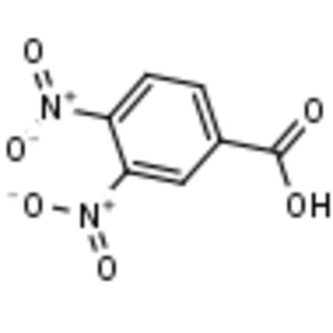 Frontier Scientific 500g 3,4-dinitrobenzoic acid, 528-45-0 MFCD00007255