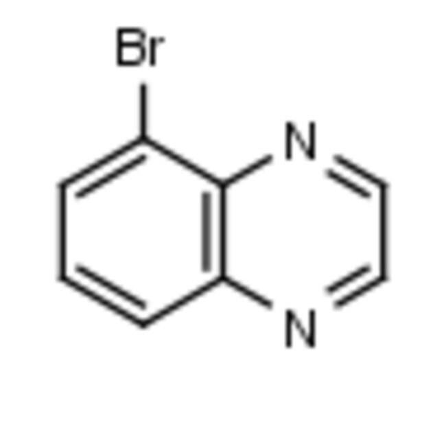 Frontier Scientific 10g 5-bromoquinoxaline, 76982-23-5 MFCD02181615  5-BROMOQUINOXALINE10G
