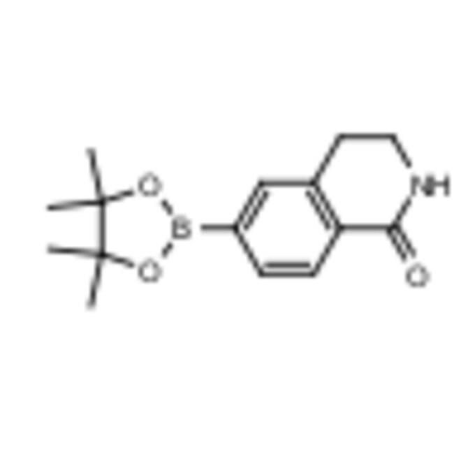 Frontier Scientific 500mg 3,4-dihydro-6-(4,4,5,5-tetramethyl-1,3,2-dioxaborolan-2-yl)isoquinolin-1(2H)-one,