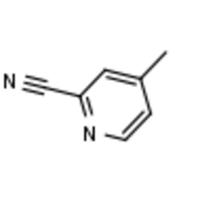 Frontier Scientific 25g 4-methylpyridine-2-carbonitrile, 1620-76-4 MFCD00128868