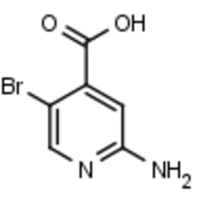 Frontier Scientific 5g 2-amino-5-bromopyridine-4-carboxylic acid, 1000339-23-0