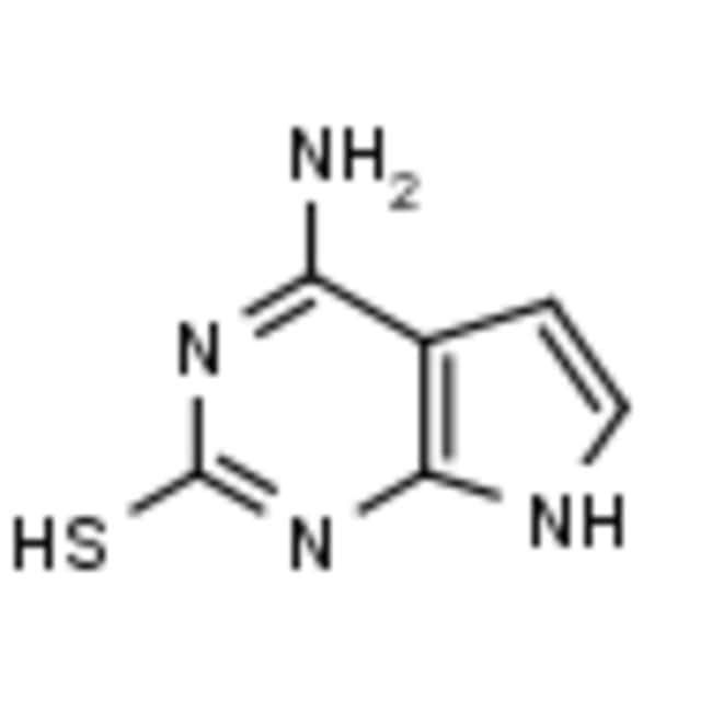 Frontier Scientific 25g 4-amino-7H-pyrrolo[2,3-d]pyrimidine-2-thiol, 98198-24-4