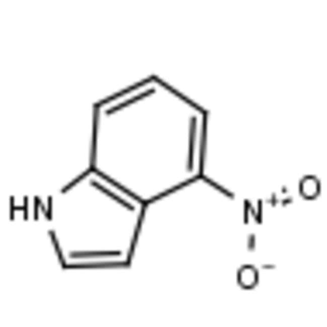 Frontier Scientific 50g 4-nitro-1H-indole, 4769-97-5 MFCD00010056  4-NITRO-1H-INDOLE50G