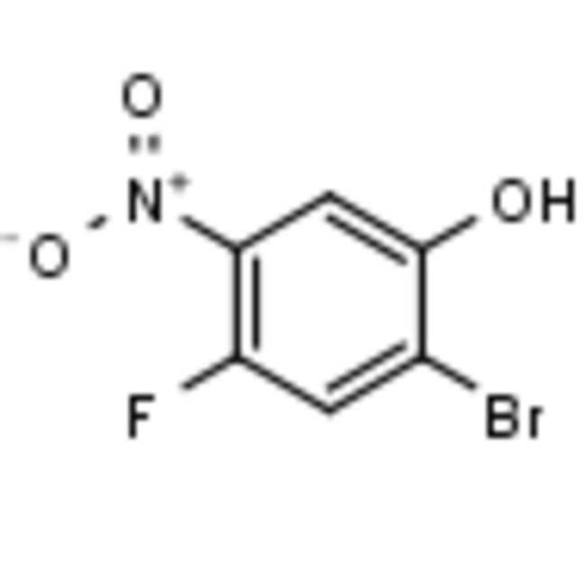 Frontier Scientific 100g 2-bromo-4-fluoro-5-nitrophenol, 84478-87-5 MFCD08460104