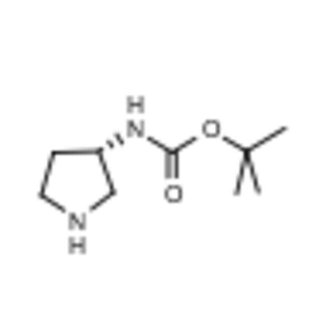 Frontier Scientific 25g tert-butyl (S)-pyrrolidin-3-ylcarbamate, 122536-76-9