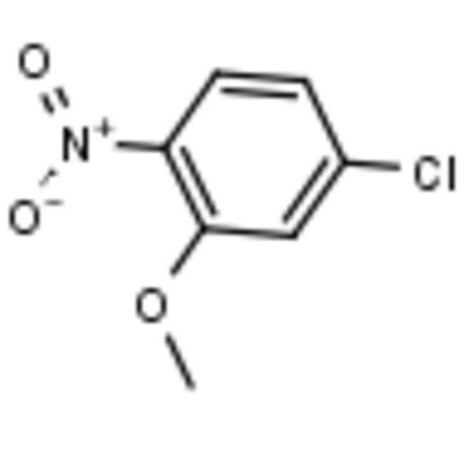 Frontier Scientific 500g 4-chloro-2-methoxy-1-nitrobenzene, 6627-53-8 MFCD00007288
