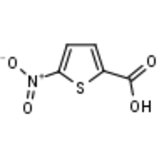 Frontier Scientific 25g 5-nitrothiophene-2-carboxylic acid, 6317-37-9 MFCD00159552