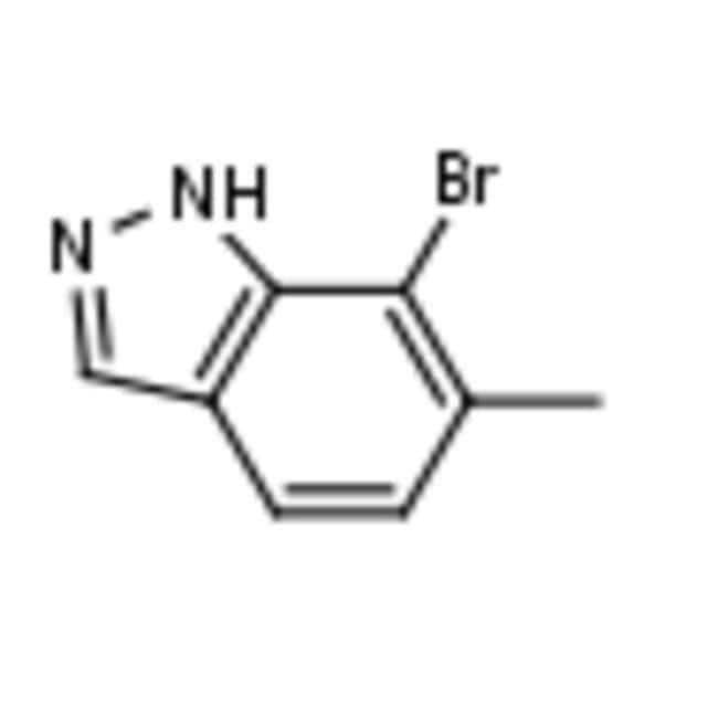 Frontier Scientific 5g 7-bromo-6-methyl-1H-indazole, 1257535-45-7 MFCD17168273