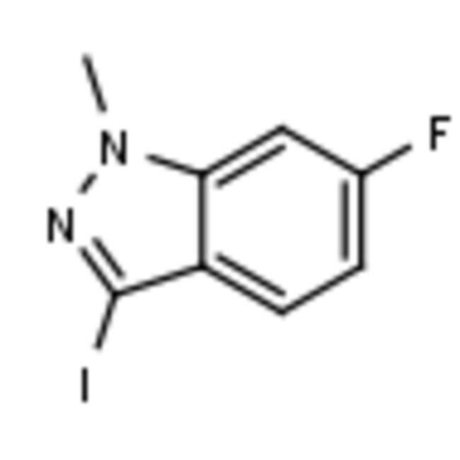 Frontier Scientific 1g 6-fluoro-3-iodo-1-methyl-1H-indazole, 1257535-15-1
