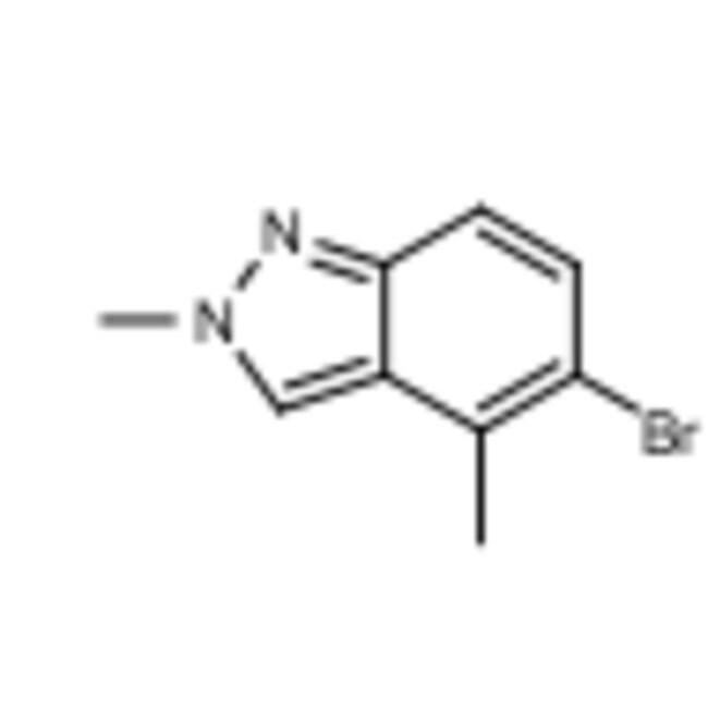 Frontier Scientific 1g 5-bromo-2,4-dimethyl-2H-indazole, 1159511-89-3 MFCD12028635