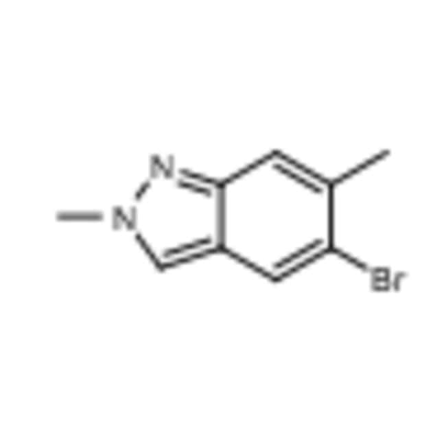Frontier Scientific 1g 5-bromo-2,6-dimethyl-2H-indazole, 1159511-90-6 MFCD12028636