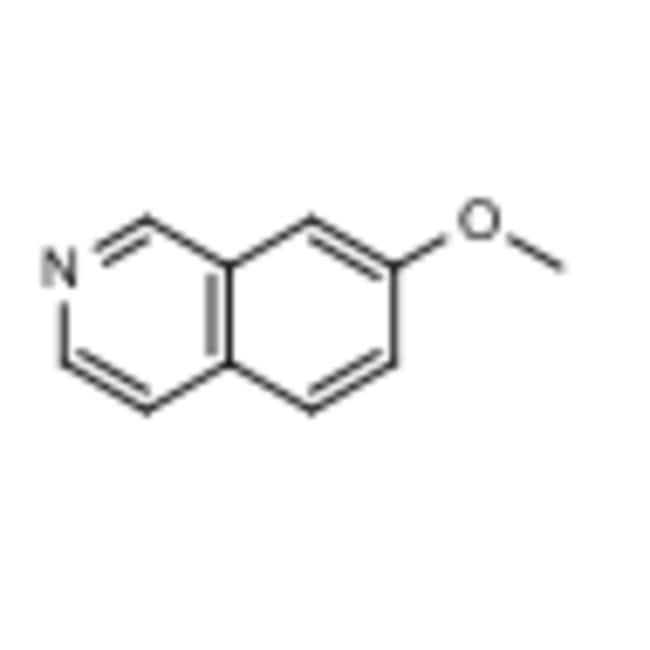 Frontier Scientific 25g 7-methoxyisoquinoline, 39989-39-4 MFCD09030747