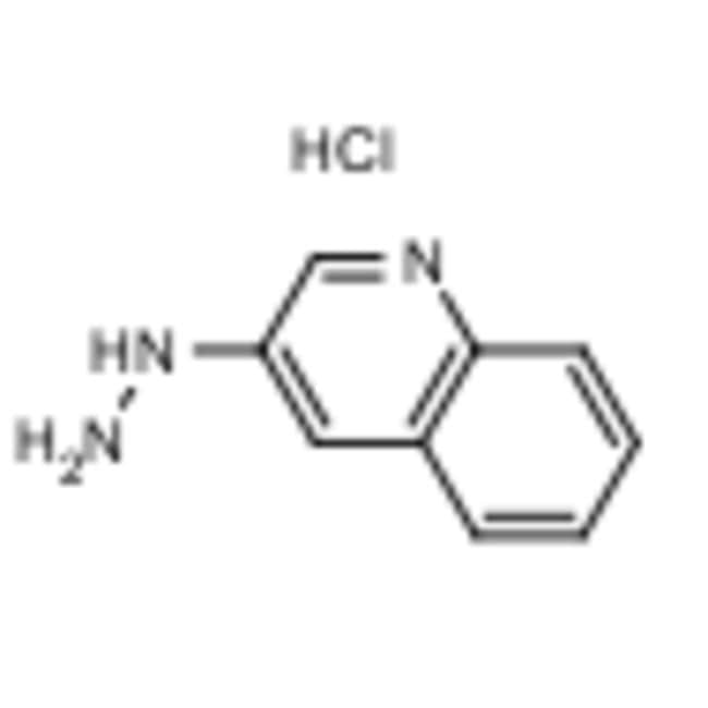 Frontier Scientific 1g 2-(quinolin-3-yl)hydrazine hydrochloride, 63468-94-0