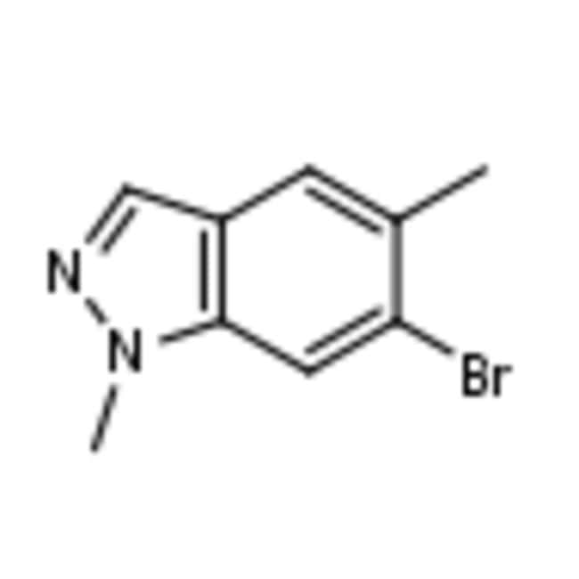 Frontier Scientific 1g 6-bromo-1,5-dimethyl-1H-indazole, 1159511-83-7 MFCD12028628