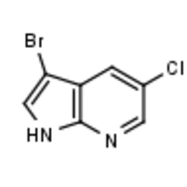 Frontier Scientific 10g 3-bromo-5-chloro-1H-pyrrolo[2,3-b]pyridine, 866546-09-0