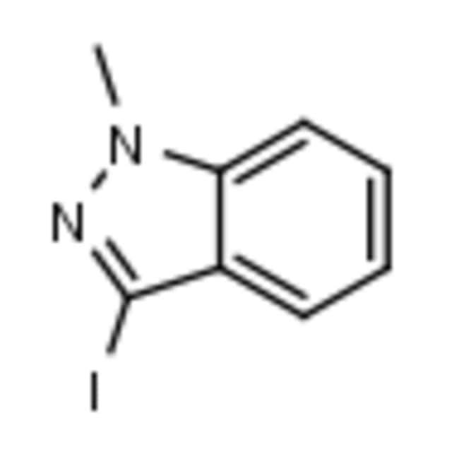 Frontier Scientific 1g 3-iodo-1-methyl-1H-indazole, 52088-10-5 MFCD09971239
