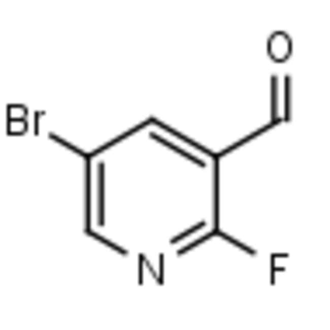 Frontier Scientific 50g 5-bromo-2-fluoropyridine-3-carbaldehyde, 875781-15-0