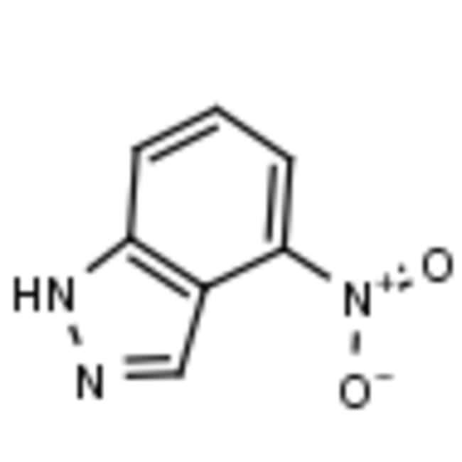Frontier Scientific 25g 4-nitro-1H-indazole, 2942-40-7 MFCD00022784  4-NITRO-1H-INDAZOLE25G